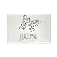 FAITH Rectangle Magnet (100 pack)