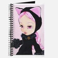Pink Pullip Moon Girl Journal