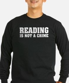 Reading is Not a Crime T