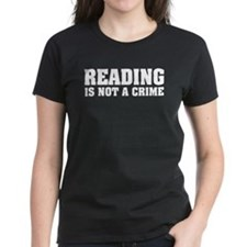 Reading is Not a Crime Tee
