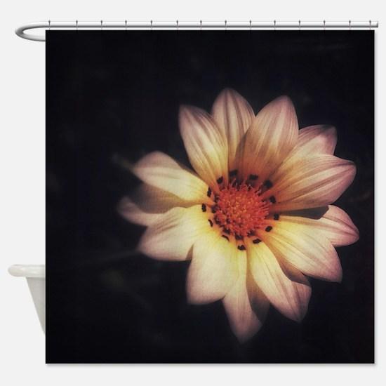 One Flower 1 Shower Curtain