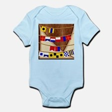 Harvest Moons I'd Rather Be Sailing Body Suit