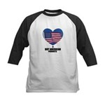BUY AMERICAN PRODUCTS Kids Baseball Jersey