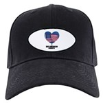 BUY AMERICAN PRODUCTS Black Cap