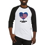 BUY AMERICAN PRODUCTS Baseball Jersey