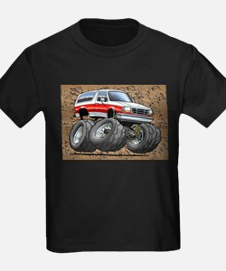 95_White_R_Bronco.png T-Shirt