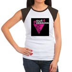 Out4Immigration Women's Cap Sleeve T-Shirt
