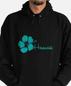 Blue Hawaii Hoody
