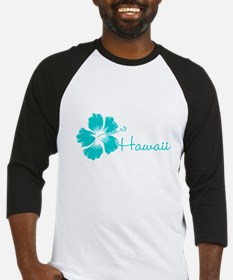 Blue Hawaii Baseball Jersey