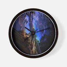 Universal Tree of Life Wall Clock