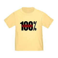 100 Percent Recycled T