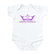 Camping Princess - 2 Infant Bodysuit