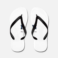 FraternityReasons Flip Flops