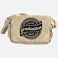 Graduation 2016 Messenger Bag
