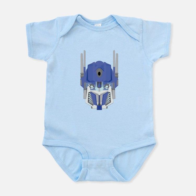 Blue transformer design Body Suit