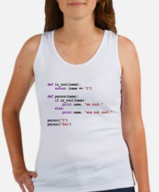 I am cool You are not cool Tank Top