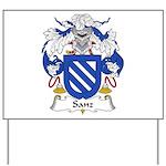 Sanz I Yard Sign