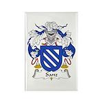 Sanz I Rectangle Magnet (100 pack)