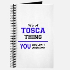 It's TOSCA thing, you wouldn't understand Journal