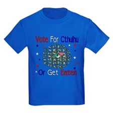 Vote For Cthulhu T