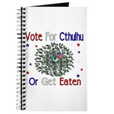Vote For Cthulhu Journal