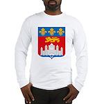 Bordeaux City Long Sleeve T-Shirt