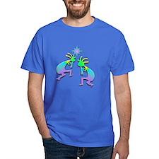 Two Kokopelli #36 T-Shirt