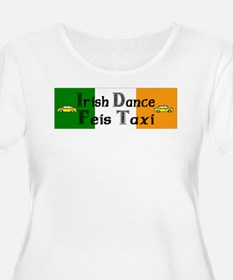 Feis Taxi - Plus Size T-Shirt