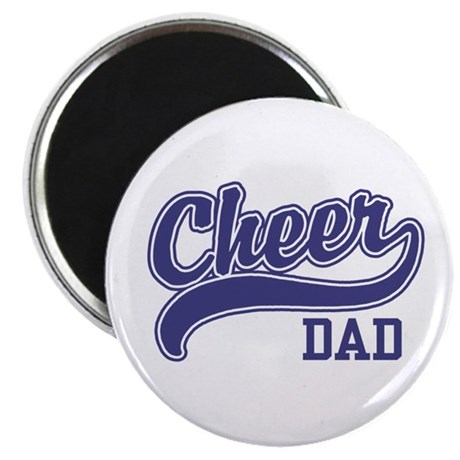 Cheer Dad Magnet
