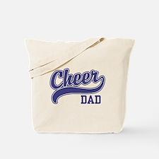 Cheer Dad Tote Bag