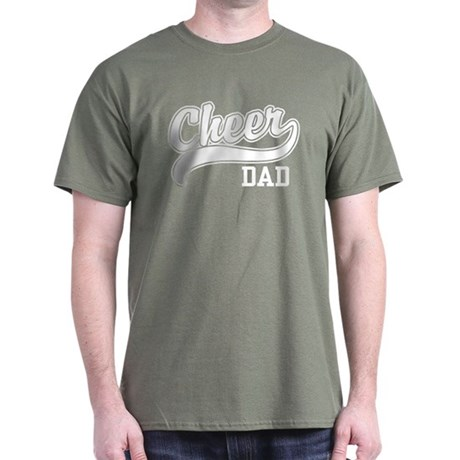 Cheer Dad Dark T-Shirt