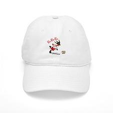 Hunting Santa Baseball Cap