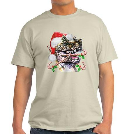 Dino Christmas Light T-Shirt