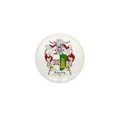 Sancho Mini Button (10 pack)