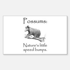 Possum Speed Bump.png Decal