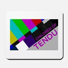Children Of Tendu Logo Mousepad