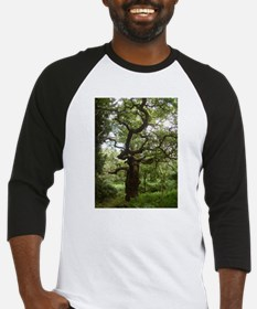 Real Fairy Tree In Sherwood Forest Baseball Jersey