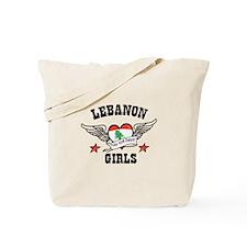Lebanon has the best girls Tote Bag