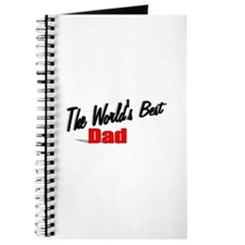 """""""The World's Best Dad"""" Journal"""
