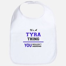 It's TYRA thing, you wouldn't understand Bib