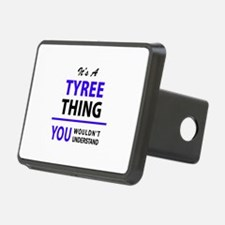 It's TYREE thing, you woul Hitch Cover