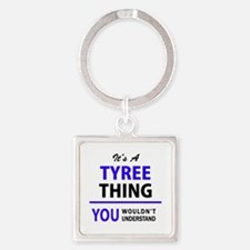 It's TYREE thing, you wouldn't understan Keychains