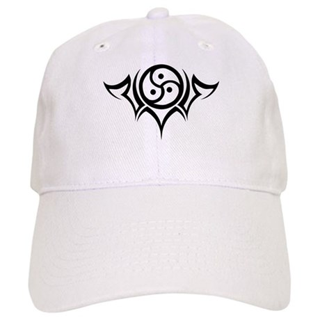 Tribal BDSM Symbol Cap