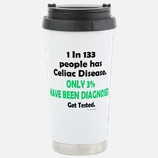 Allergy awareness Travel Mug
