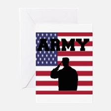 Army Greeting Cards