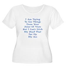 Head In Ass Shirt T-Shirt