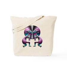 Two Kokopelli #43 Tote Bag
