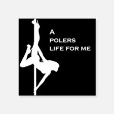 A Polers Life Sticker