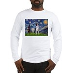 Starry Night Boston (#2) Long Sleeve T-Shirt