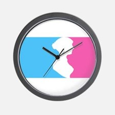 Major League Jane Austen Lt Wall Clock